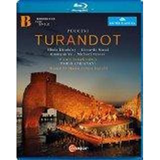 Puccini:Turandot [Mlada Khudoley; Riccardo Massi; Guanqun Yu; Michael Ryssov; Wiener Symphoniker,Paolo Carignani] [C MAJOR ENTERTAINMENT: BLU RAY] [Blu-ray]